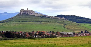 Spis Castle what to do in Slovakia