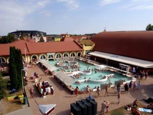 Termálne kúpalisko Veľký Meder Thermal Corvinus Hotel Thermal Aqua Varga wellness kupele lazne termalni koupaliště